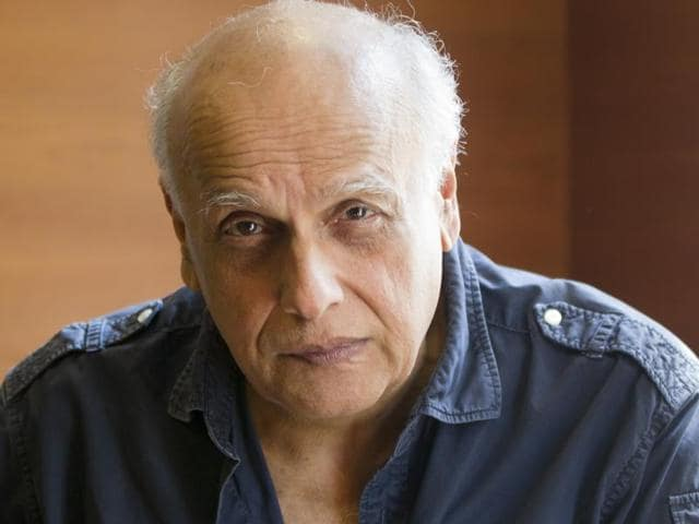 Mahesh Bhatt reveals that he has been dissuading his daughter Pooja Bhatt from making a film on his life.