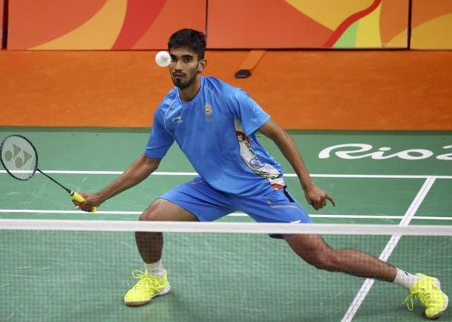 Kidambi Srikanth, the only Indian male shuttler in fray in singles, got past world No 85 Munoz 21-11 21-17 in 41 minutes.