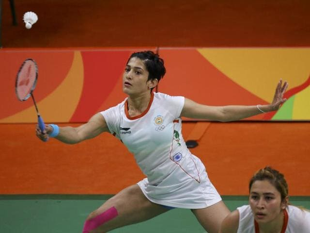 Their second group stage loss rules out Jwala Gutta and Ashwini Ponnappa's chances of advancing.