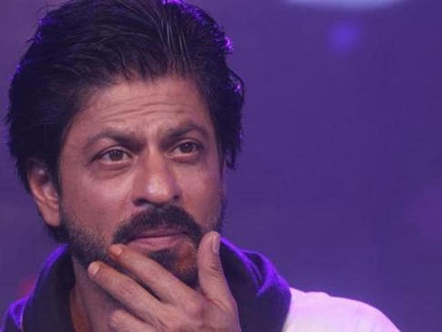 Actor Shah Rukh Khan was briefly detained at the Los Angeles international airport on Thursday.