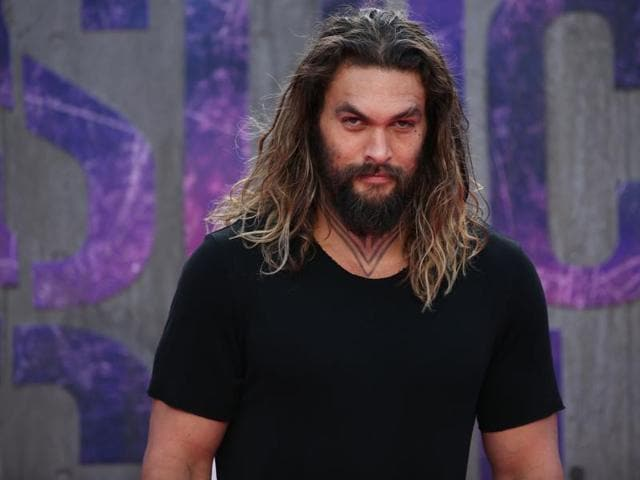 Game of Thrones actor Jason Momoa,Eric Draven,The Crow remake