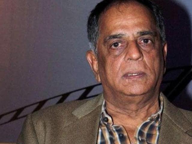 File photo of CBFC chief Pahlaj Nihalani.