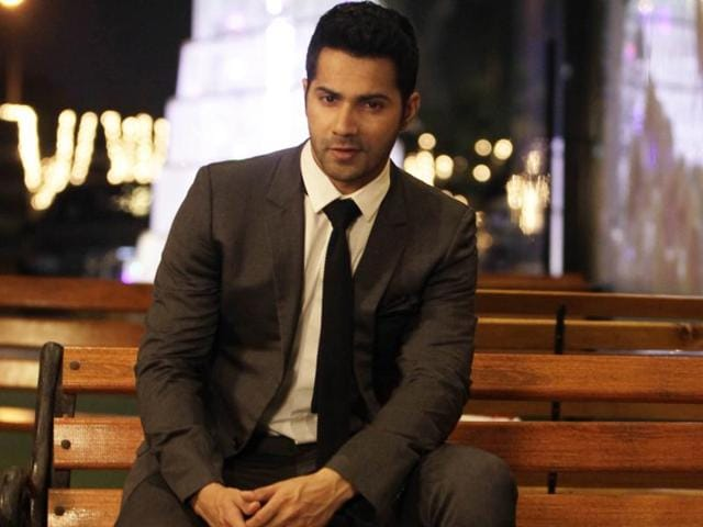 Actor Varun Dhawan was worried about Dishoom's box office performance.