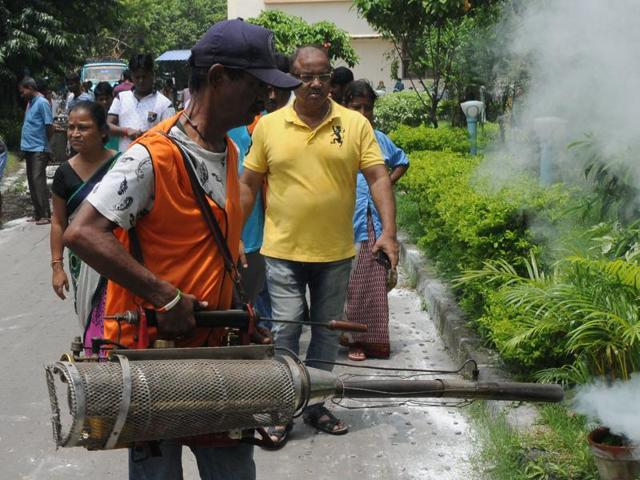 Till August 6, the civic body reported 171 cases of dengue, of which 81 were from within Delhi. No deaths were reported.