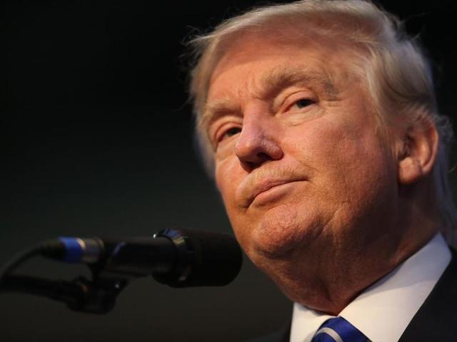 Political humour,Donald Trump,Lalu Prasad