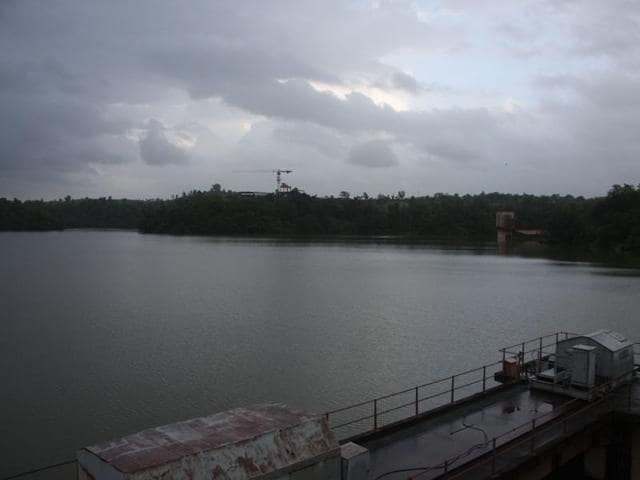 Civic officials do not see any reason to worry yet because an entire month of monsoon still remains