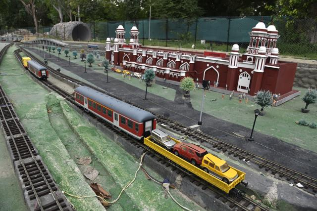 Asia's largest rail museum has the locomotives that were rolled out in 1853.