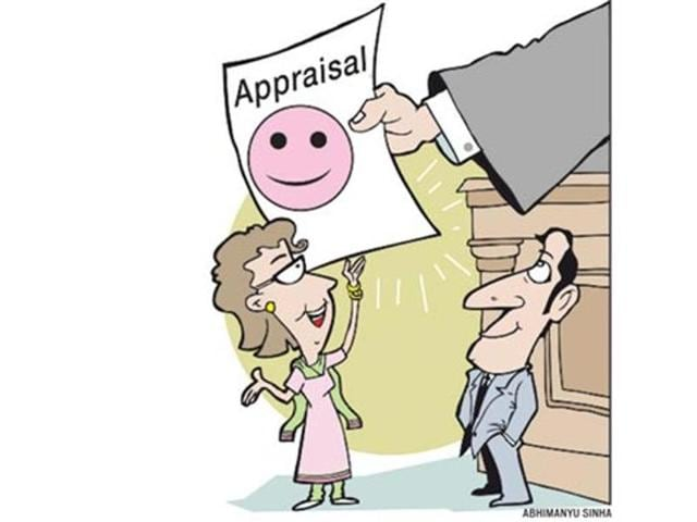 With-the-appraisal-season-in-full-swing-accentuate-the-positive-is-the-new-mantra-for-Indian-companies-Illustration-Abhimanyu-Sinha