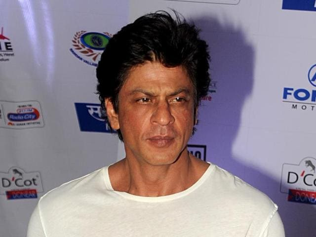 Shah Rukh Khan was detained briefly at the Los Angeles airport.