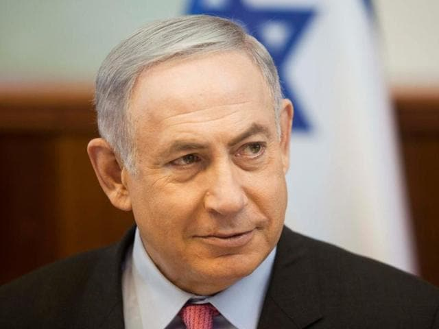 Israel PM,Netanyahu,Israel-Palestine conflict
