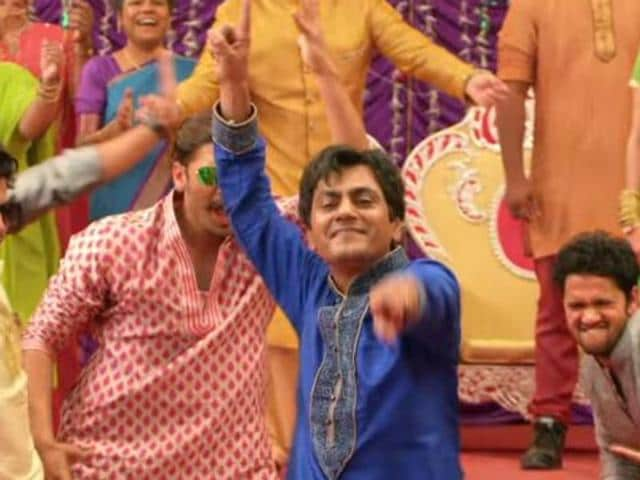 Nawazuddin Siddiqui in a still from a Freaky Ali song.