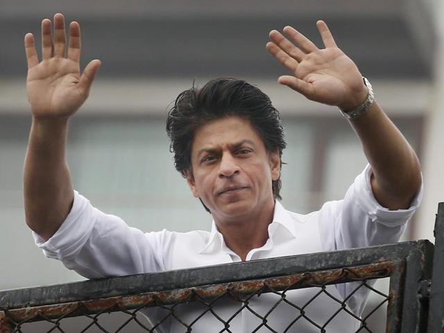 Sharh Rukh Khan detained