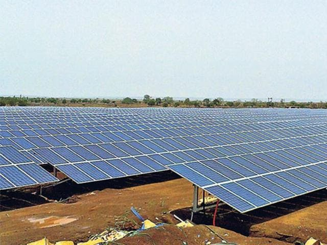 Madhya Pradesh plans to increase solar power generation capacity to about 3,000 MW in two years.