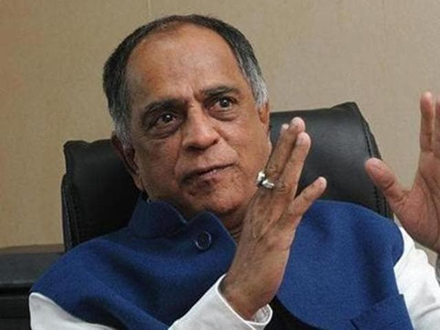 CBFC chief Pehlaj Nihalani. The information and broadcasting ministry is working on major changes in the Cinematography Act and the bill will be introduced in the winter session of Parliament.