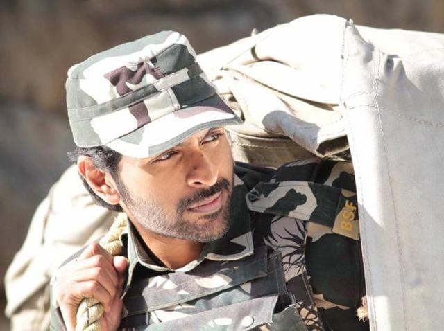 Tamil film Wagah is directed by Kumaravelan and stars Vikram Prabhu.