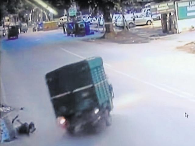 Pedestrians die as vehicles remain focus of road planning