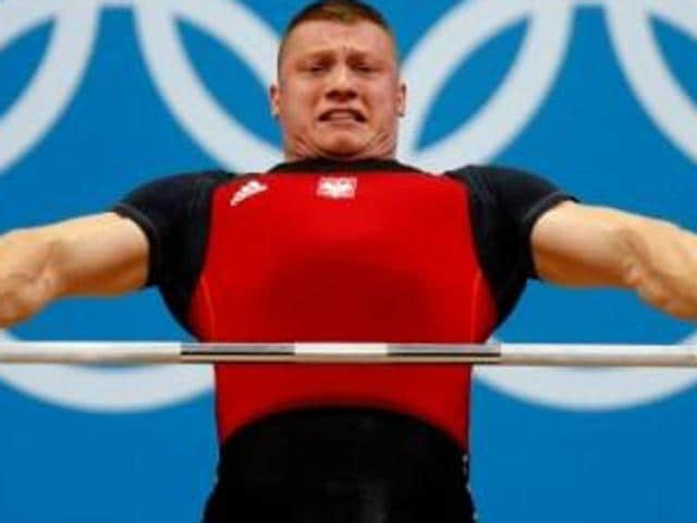 Polish weightlifter Tomasz Zielinski and his brother Adrian were thrown out of the Rio Olympics.