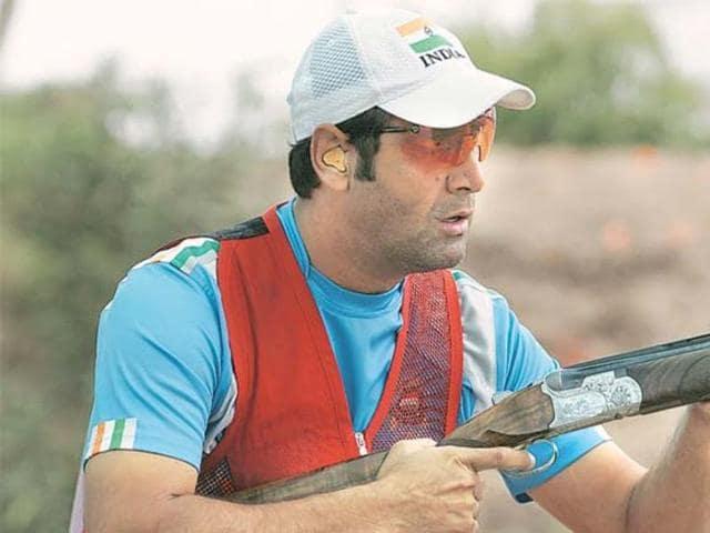 Afile photo of shooter Mairaj Ahmed Khan.