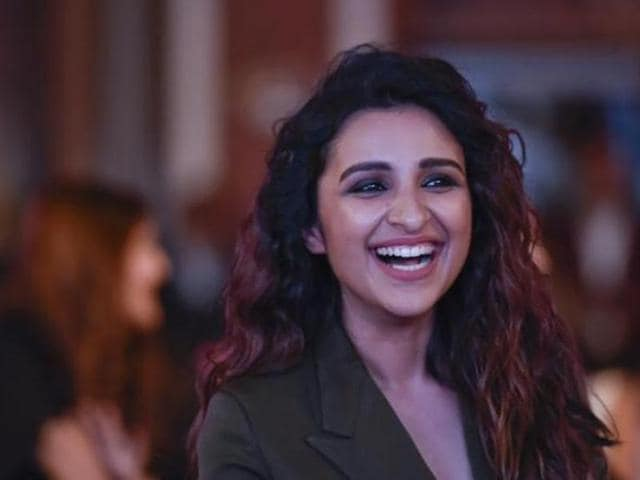 Parineeti Chopra was last seen in a  song from Dishoom. (HT Photo)