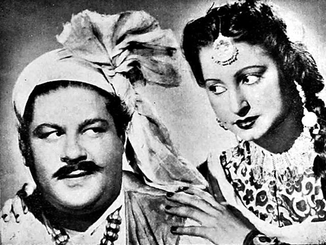Filmistan's Do Bhai was one of the five films that topped box office in 1947.