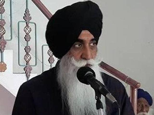 Dal Khalsa chief Harpal Singh Cheema