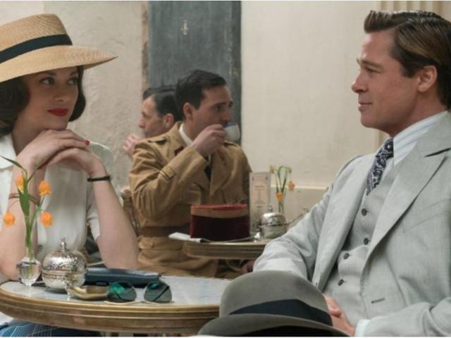 Allied,Allied Trailer,Brad Pitt