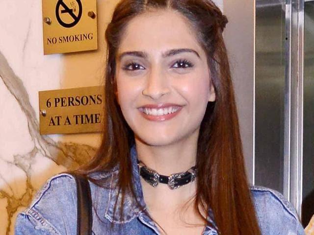 Sonam Kapoor,IFFM,Neerja