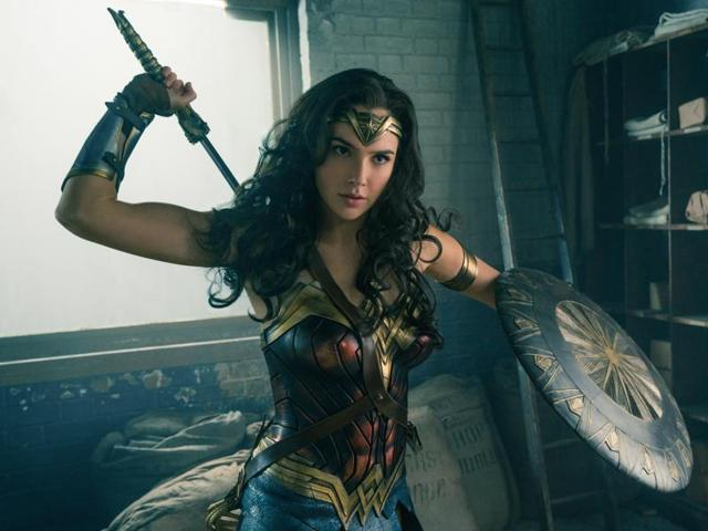 Wonder Woman,Wonder Woman Gal Gadot,Warner Bros