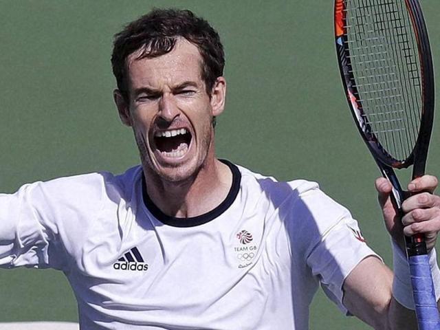 Andy Murray,Rio 2016,Rio 2016 Tennis