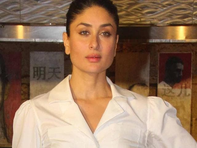 Kareena Kapoor Khan's sense of dressing impressed a fashion brand and soon they decided to come up with a line for expectant mothers.