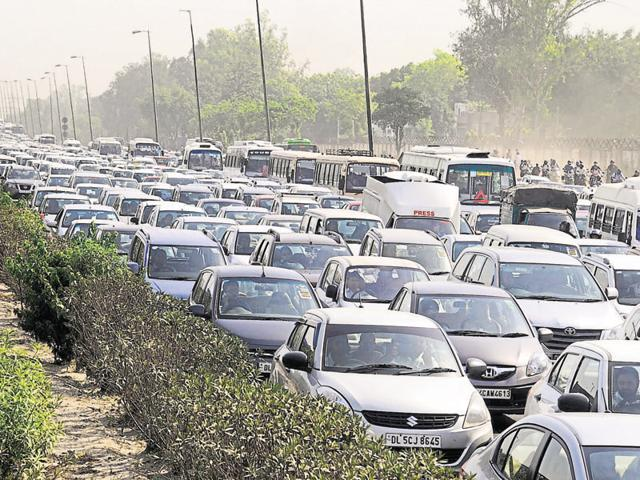 The SC said that large diesel cars can be sold in Delhi, but a green tax will have to be paid by manufacturers.