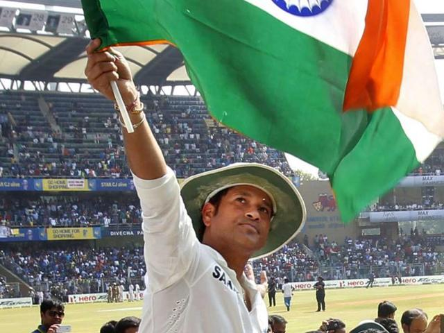 Sachin Tendulkar has requested Prime Minister Narendra Modi to encourage Indian athletes striving to bring laurels for the country at the ongoing Rio Olympics.