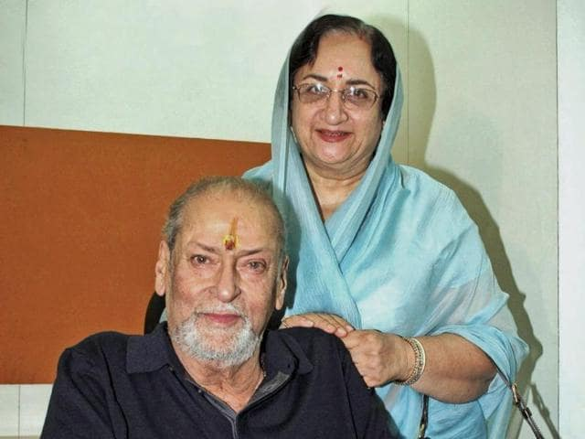 Neila Devi talks about the life and times of late husband Shammi Kapoor on his death anniversary.