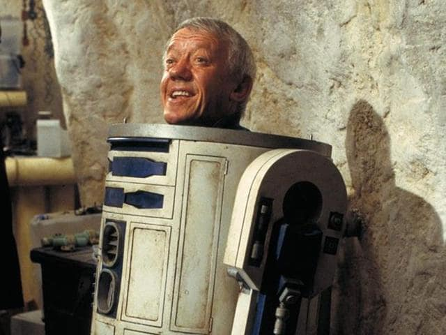 As well as Star Wars, he starred in cult movies from the 1980s such as Time Bandits and Flash Gordon.