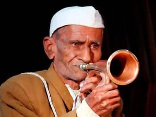 Pandit Nehru's bugle