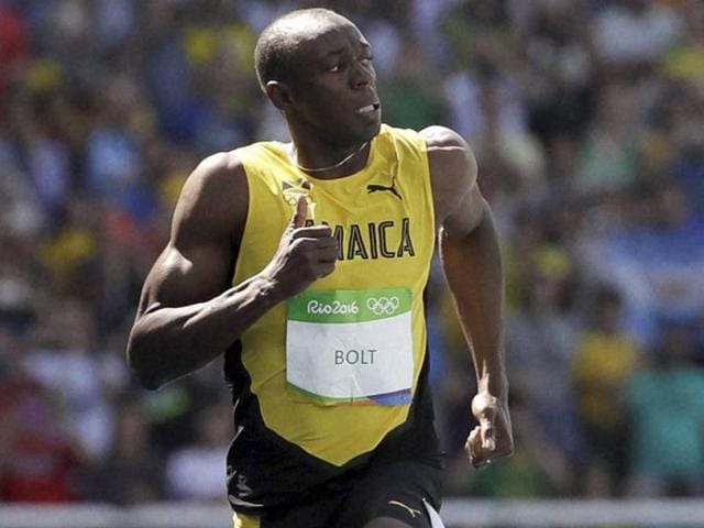 Bolt's 9.58 seconds may not seem like much, but a lot can be done in that time.