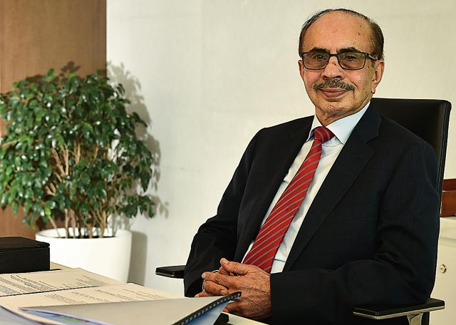Adi Godrej, chairman of Godrej Group .