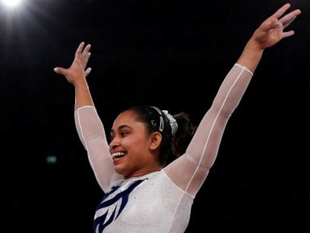 India's Dipa Karmakar is seeking to be the first from the country to win an Olympic  medal in gymnastics.