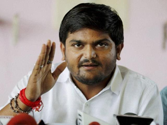 Hardik Patel is living in Udaipur after he was asked by the high court to stay out of Gujarat for six months while granting him conditional bail in two sedition cases.