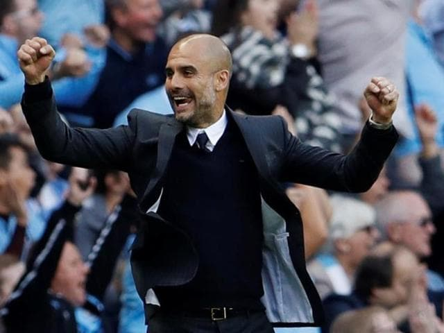 Pep Guardiola,EPL,Premier League