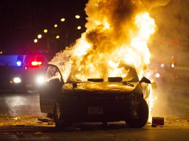 Milwaukee,US,Protests