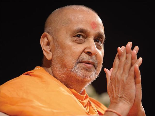 Spiritual head of BAPS Swaminarayan Sanstha, Pramukh Swami, passed away on Saturday evening at Sarangpur in Botad district of Gujarat.