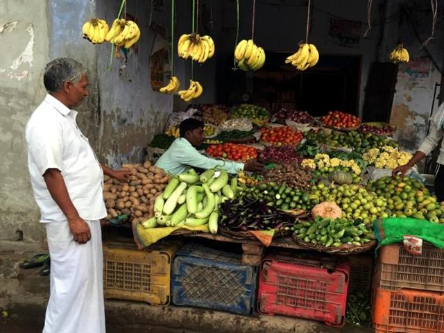 Vegetable prices rose up to 100% in the April-July period due to low arrivals of the harvest in mandis