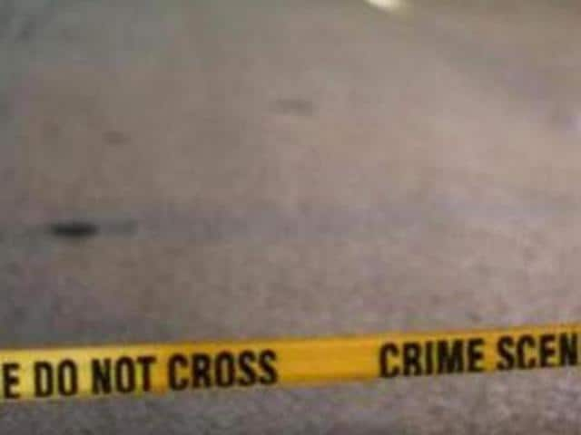 The auto driver is in a critical condition in a hospital as he also tried to kill self after committing the crime