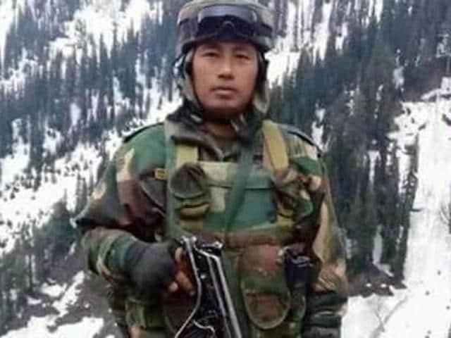 Hangpan Dada of Arunachal Pradesh died fighting armed intruders in militancy-hit Jammu and Kashmir.