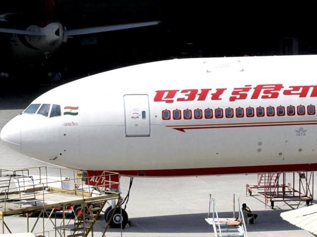 Air India is expected to log over Rs 100 crore operating profit in the last fiscal .