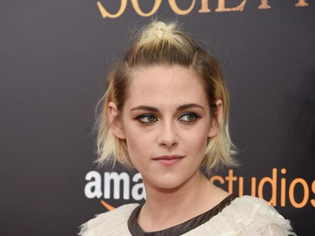 Kristen Stewart who gained stardom with her Hollywood film Twilight says she went through stress and had panic attacks due to fame.