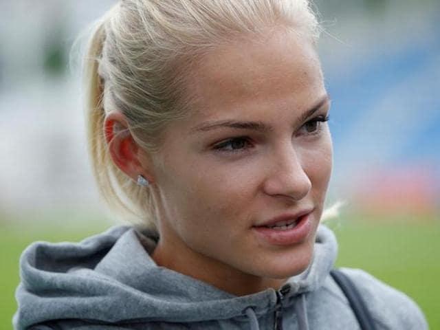 Darya Klishina,IAAF,Russia