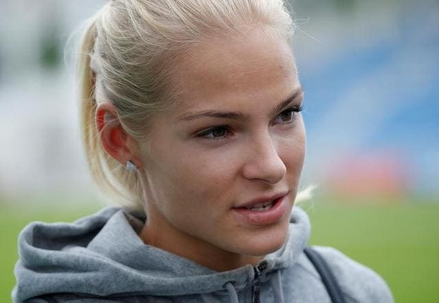 Klishina, 25, was the only Russian accepted for the Olympic track and field but the sport's world body suspended her on Friday after new information on her doping record emerged.