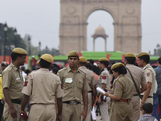 A multi-layer security has also been thrown around Rajpath where a seven-day-long cultural festival 'Bharat Parv' is underway.